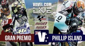 Resultado carrera de Moto3 del GP de Australia 2015