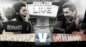 Shakhtar vs Bayern Múnich en vivo online (0-0)