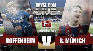 Hoffenheim vs Bayern de Múnich en vivo y directo online (0-1)