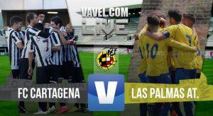 FC Cartagena - Las Palmas Atlético en directo online en los playoffs de Segunda B 2015
