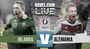 Resultado Irlanda - Alemania en Clasificación Eurocopa 2016 (1-0)