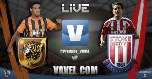 Hull City vs Stoke City en vivo y en directo online