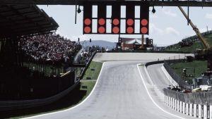 Carrera del GP de Austria 2014 de Fórmula 1 en vivo y en directo online