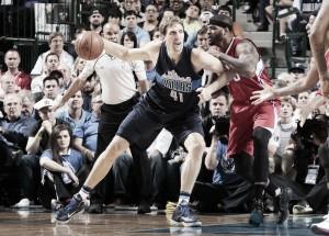 Nba, Nowitzki stende i Clippers. Spurs ok a Portland con Aldridge