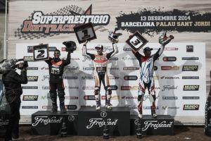 Superprestigio Dirt Track, Marc Márquez è il vincitore dell'edizione 2014