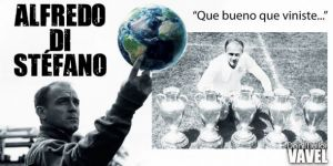 Alfredo Di Stefano passes away at 88