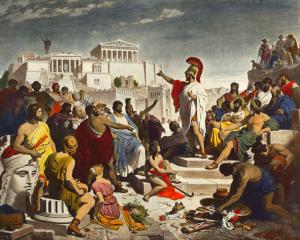 Democracia, consultas y leyes