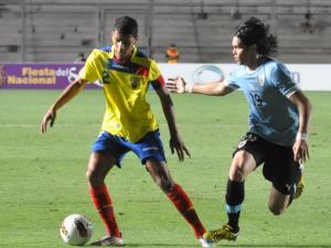 Celestes empatan con Ecuador y acarician clasificación en Sudamericano Sub-20