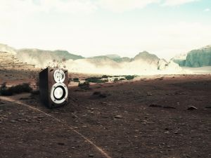 El ritmo del desierto californiano