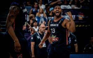 Eurobasket - La Francia rischia ma ritrova la vittoria: Grecia al tappeto 87-95