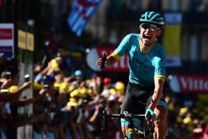 Tour de France - Cort Nielsen domina la fuga; Moscon che guaio