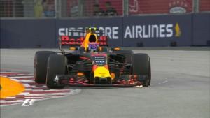 F1, Gran Premio di Singapore - Nelle terze libere è ancora Red Bull - Ferrari. Sorpresa Mclaren