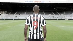 Salomón Rondón mueve sus goles a Newcastle