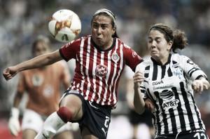 Deslucido empate entre Rayadas y Chivas