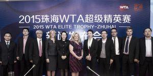 La WTA Elite Trophy ya tiene a sus tenistas