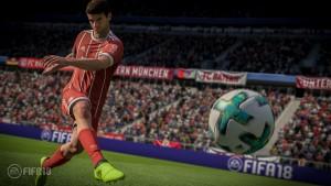 Análise: Fifa 18 segue imbatível, mas ainda marca alguns gols contra
