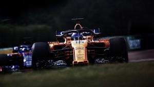 """Fernando Alonso: """"No teníamos estrategia definida y ha salido bien"""""""