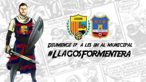 Llagostera - Formentera: batalla de despegue
