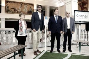 "Nace el proyecto ""Korner-Kultura&Futbol Festibala"""