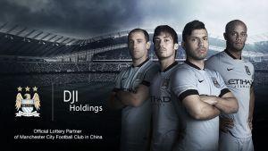 DJI Holdings, nuevo patrocinador del Manchester City