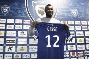 Djibril Cissé vuelve por navidad