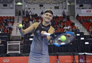 WTA Quebec City, risultati e programma
