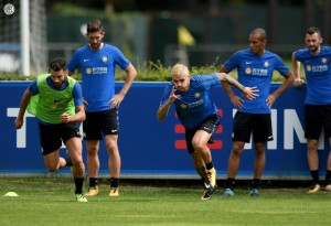 Inter, poche novità verso Bologna