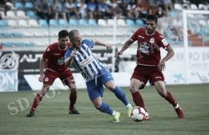 La Ponferradina ratifica sus buenas sensaciones en el ensayo liguero del Deportivo