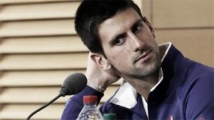 Após desistir do ATP 500 de Pequim, Djokovic convoca coletiva de imprensa para amanhã