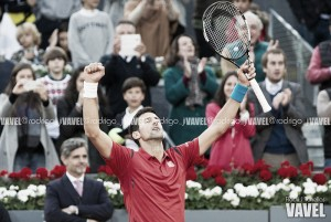 Djokovic asciende al Olimpo