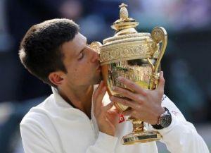 Djokovic dedica Wimbledon alla sua prima maestra di tennis