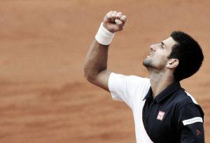 Djokovic se mete en la final del Masters 1000 de Roma