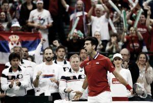 Copa Davis: Djokovic prolonga la final