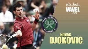 Wimbledon 2016. Novak Djokovic: el rival a batir