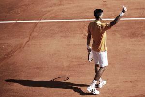 Albert Ramos, nueva víctima de Novak Djokovic