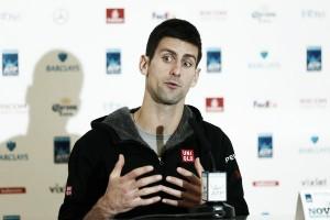 "Novak Djokovic: ""No me siento invencible"""
