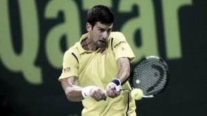 """Novak Djokovic: """"Creo que puedo hacerlo mejor, pero estoy contento de ganar estos partidos"""""""