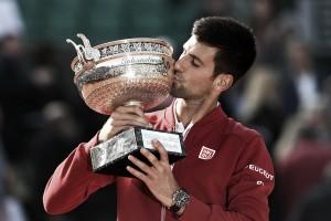 2017 French Open player profile: Novak Djokovic