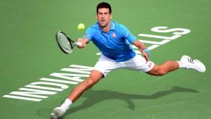ATP - Indian Wells, tocca a Djokovic e Nadal