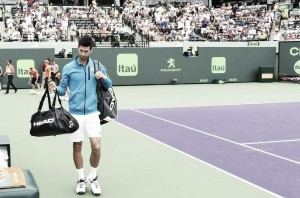 Novak Djokovic no estará en Miami