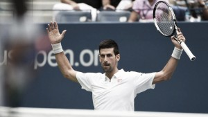 US Open 2016: Djokovic reaches the final after four set victory over Gael Monfils