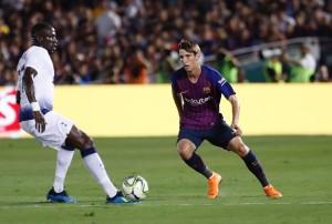 ICC - Il Barcellona batte il Tottenham ai calci di rigore