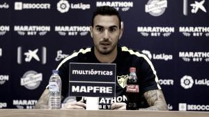 """Roberto: """"Llegamos con ilusión, con ganas de que lleguen los primeros puntos"""""""
