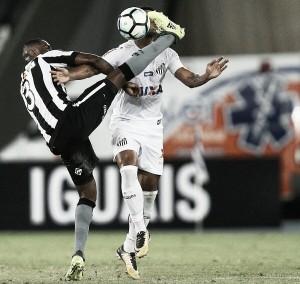 Em situações semelhantes, Botafogo e Santos se enfrentam buscando recuperação no Brasileiro