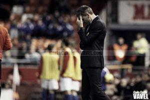 Miroslav Djukic frente a su maldición rojiblanca