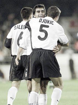 Djukic y su historia contra el FC Barcelona