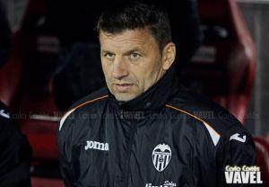 Miroslav Djukic, destituido como entrenador del Valencia