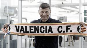Miroslav Djukic, nouveau coach de Valence