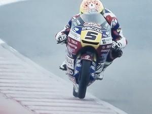 GP Misano, Moto3: Fenati vince con ampio margine sul bagnato