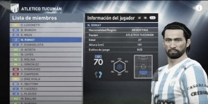 El Decano debuta en el Pro Evolution Soccer 17